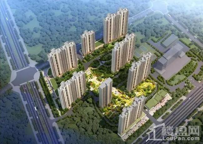 碧桂园·东城首府效果图