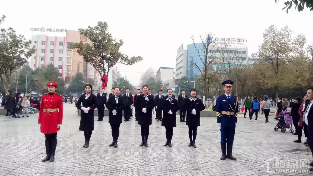 碧桂园·东城首府配套图