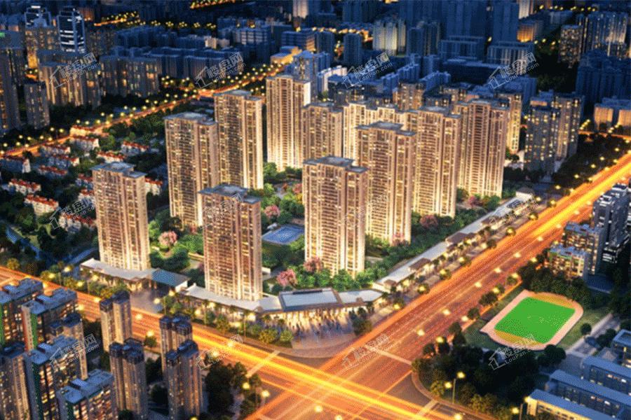 龙湖石狮春江郦城效果图