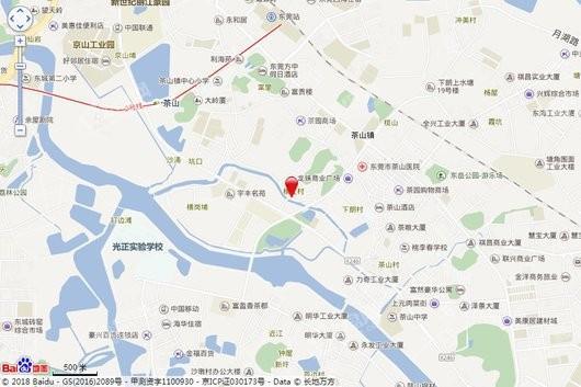 德盛尚峰交通图