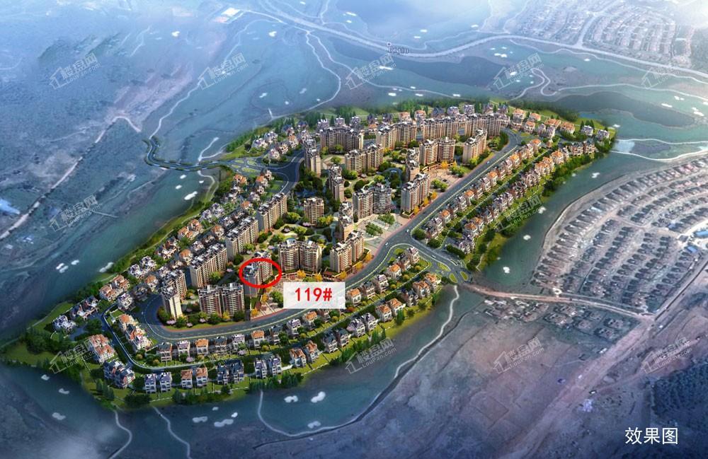 乐湾国际城效果图