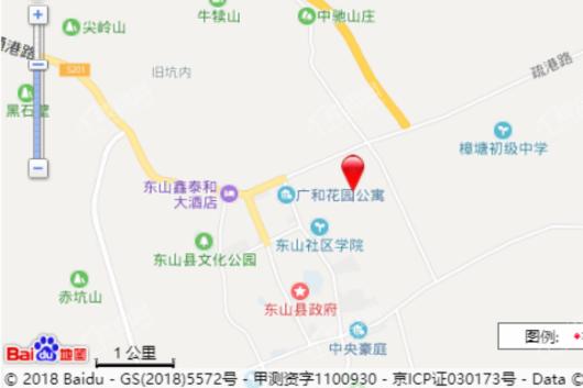 世林弘府交通图
