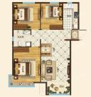 98-99㎡3居户型