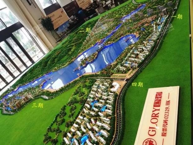 国瑞·云龙湖实景图