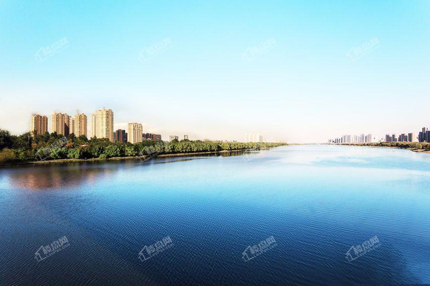 银河丽湾二期丽湾上品实景图