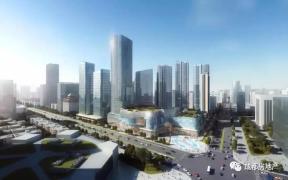 龙湖上城项目