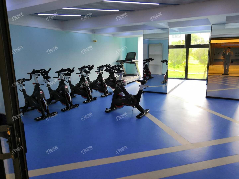 北海嘉和海湾健身房实景图