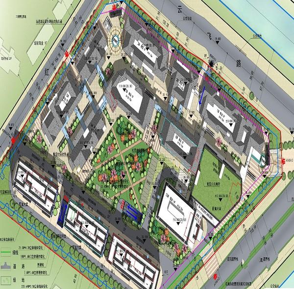 旭融1927风情商业街位置图
