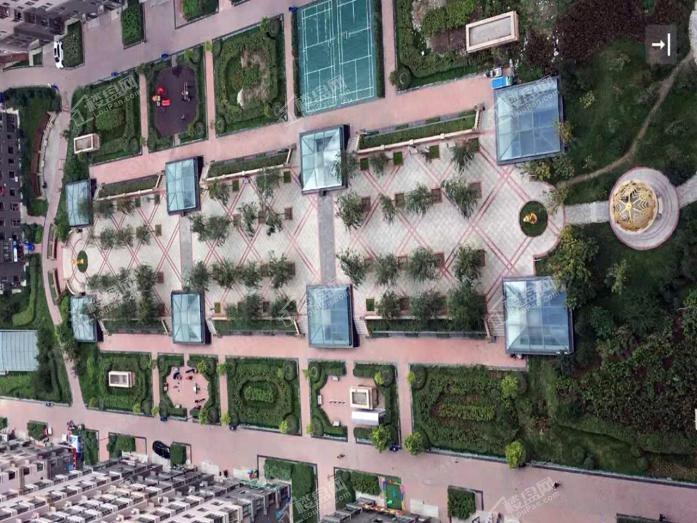 金瑞林城实景图
