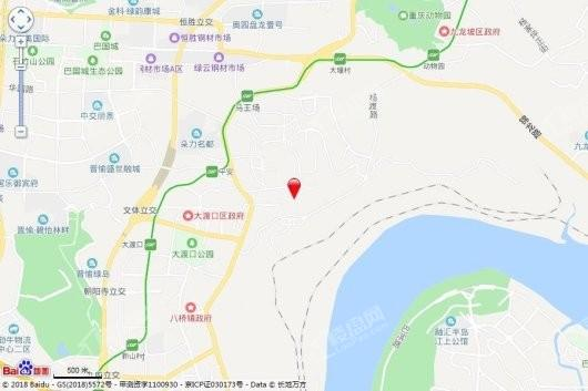 泽科御峰交通图