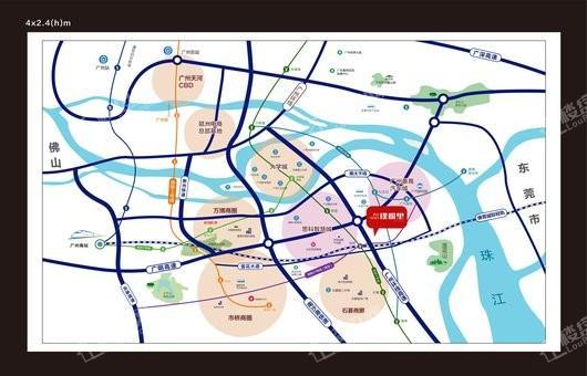 瑞万璞悦里项目区位图