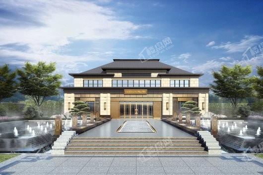 泰禾广州院子售楼部