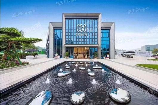 碧桂园中心销售中心