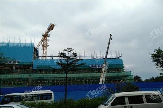 碧桂园中心在建楼栋