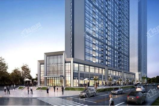 碧桂园中心商业街