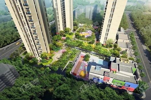 里城樾公馆园林
