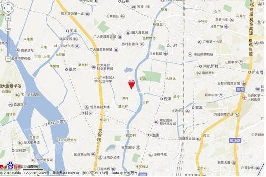广州央玺交通图