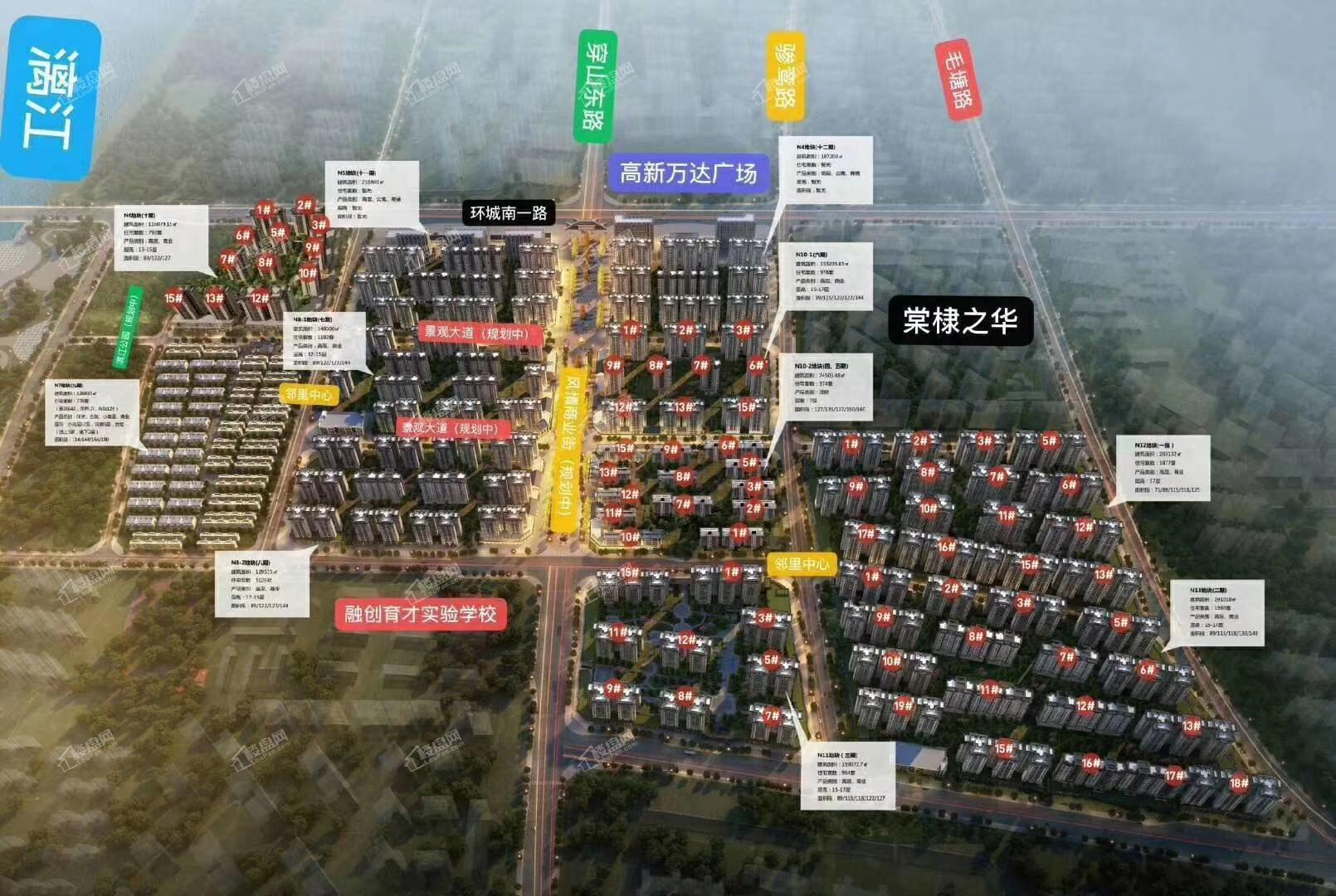 融创桂林旅游度假区位置图