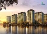 卧龙银湖湾:仅剩余房在售 建面约124㎡!