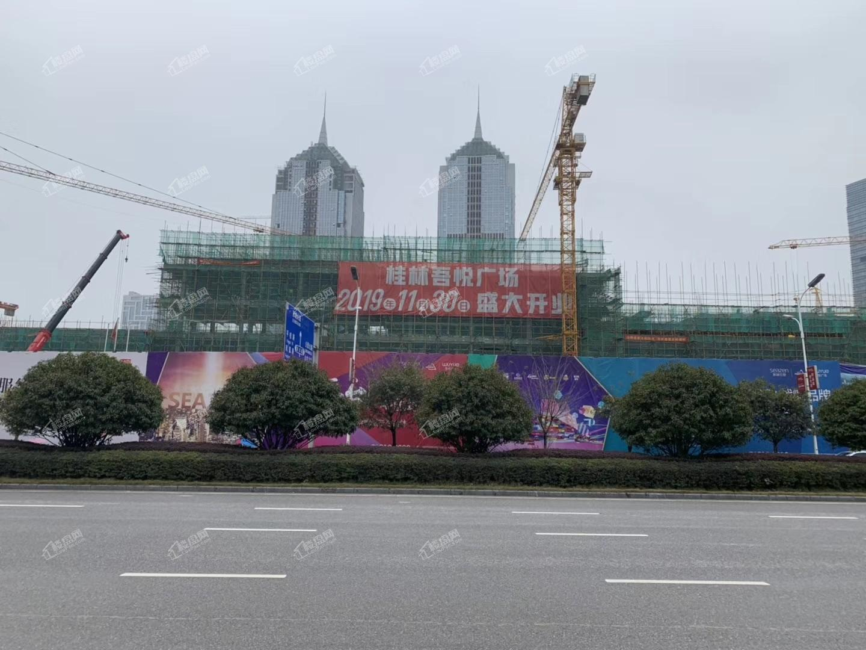 桂林新城吾悦广场实景图