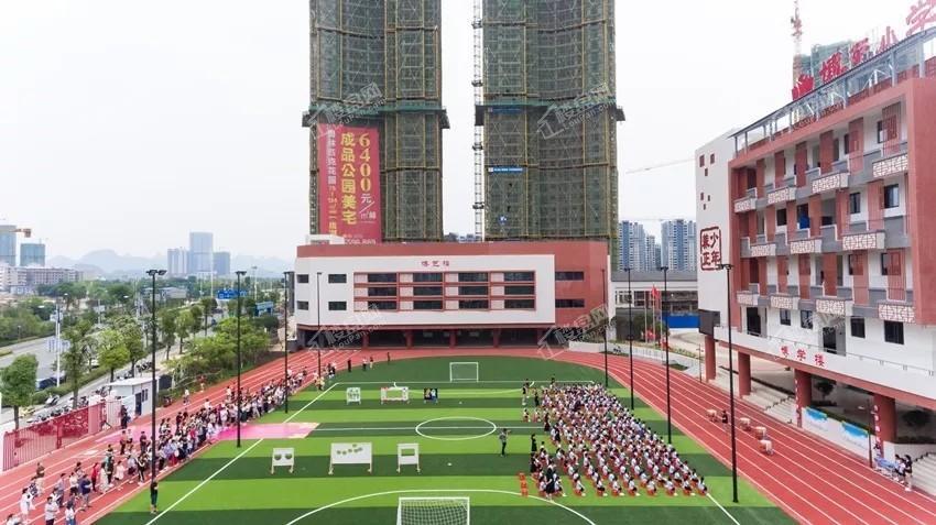 桂林奥林匹克花园配套图