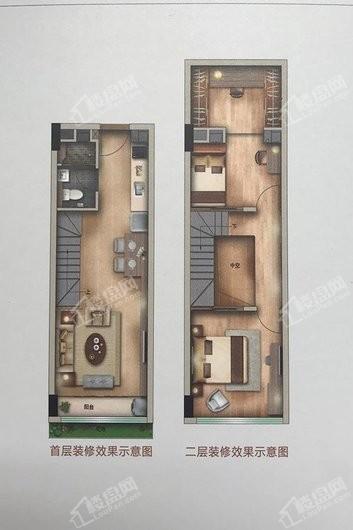 碧桂园·从化1960户型图