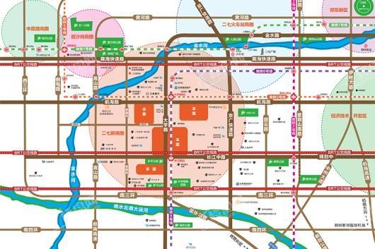 名门橙邦交通图