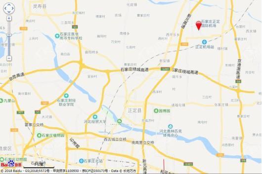欧景假日广场交通图