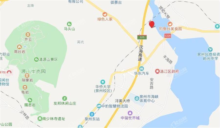 金威颐园位置图