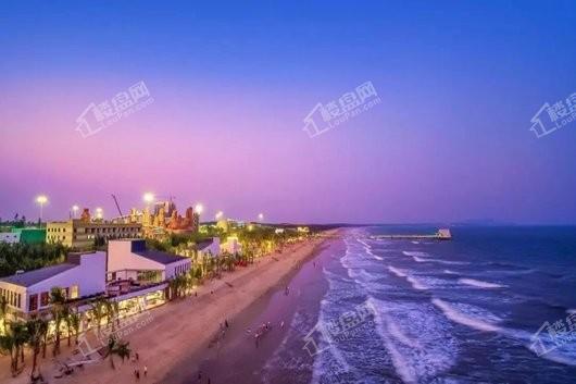 鼎龙湾国际海洋度假区配套图