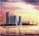 强盛城市海岸参考均价12000元/㎡
