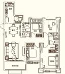恒大御景半岛四室两厅两卫