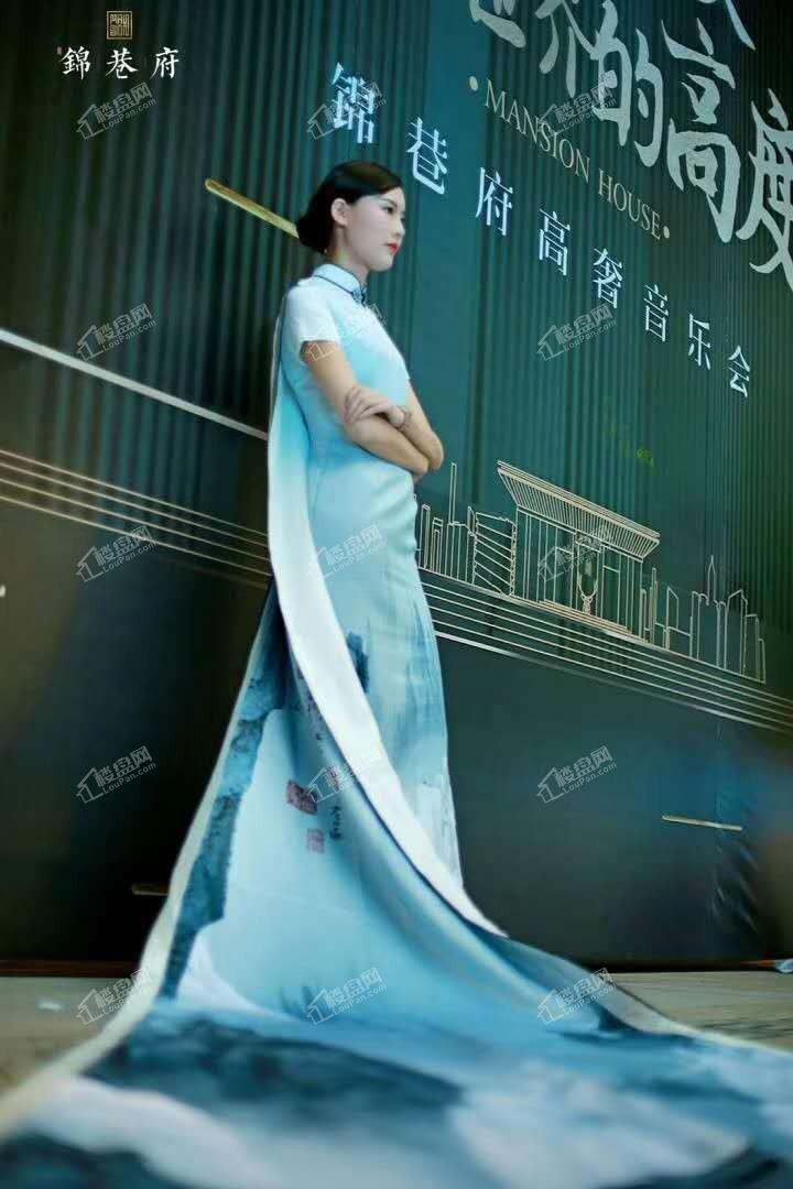兆信•锦巷府实景图