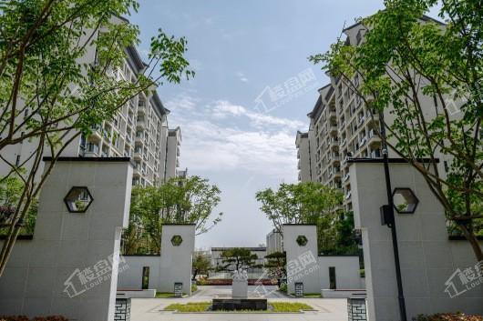 武汉军运村实景图