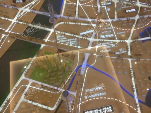 新城阅璟台位置图