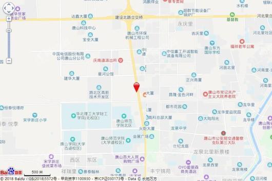 融创·唐庭壹号交通图
