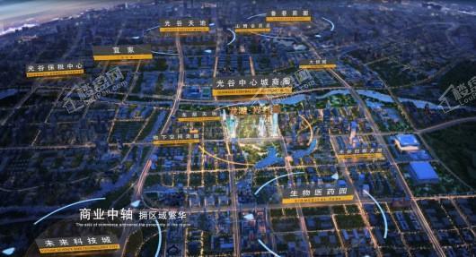 龙湖·光谷城 | 御景配套图