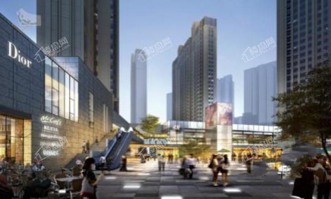 海尔地产国际广场效果图
