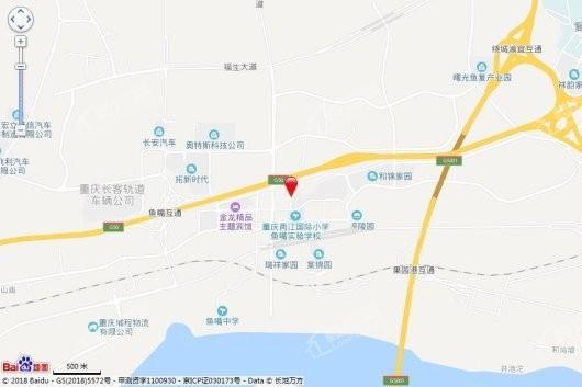 宝科鱼乐公园交通图