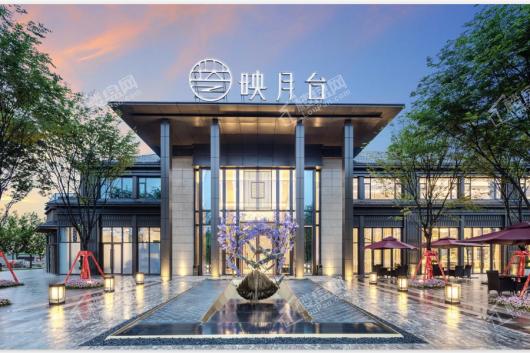 重庆映月台实景图