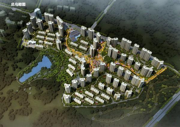 中国中铁·世纪山水·天麓城