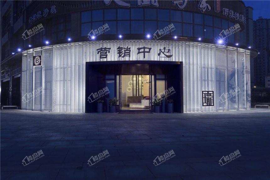 中海珑悦府实景图