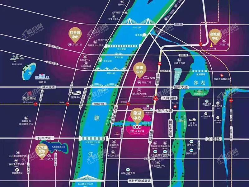 红星中奥广场位置图