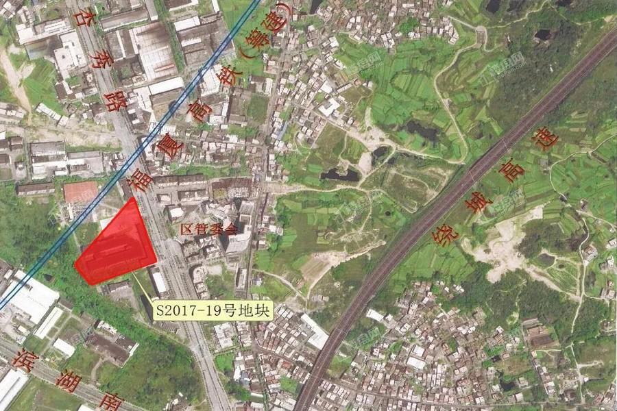 城建台商项目位置图
