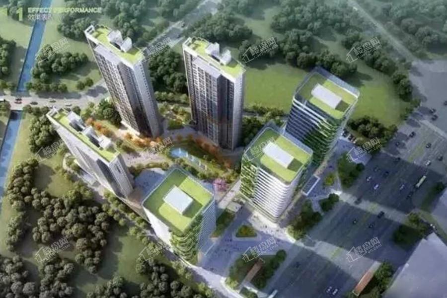 城建台商项目效果图