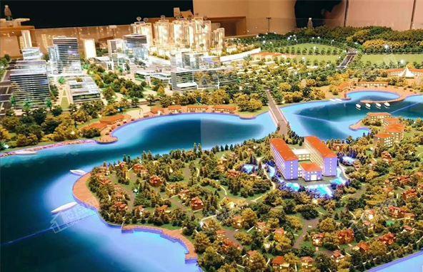 富力东堤湾畔(前海)实景图