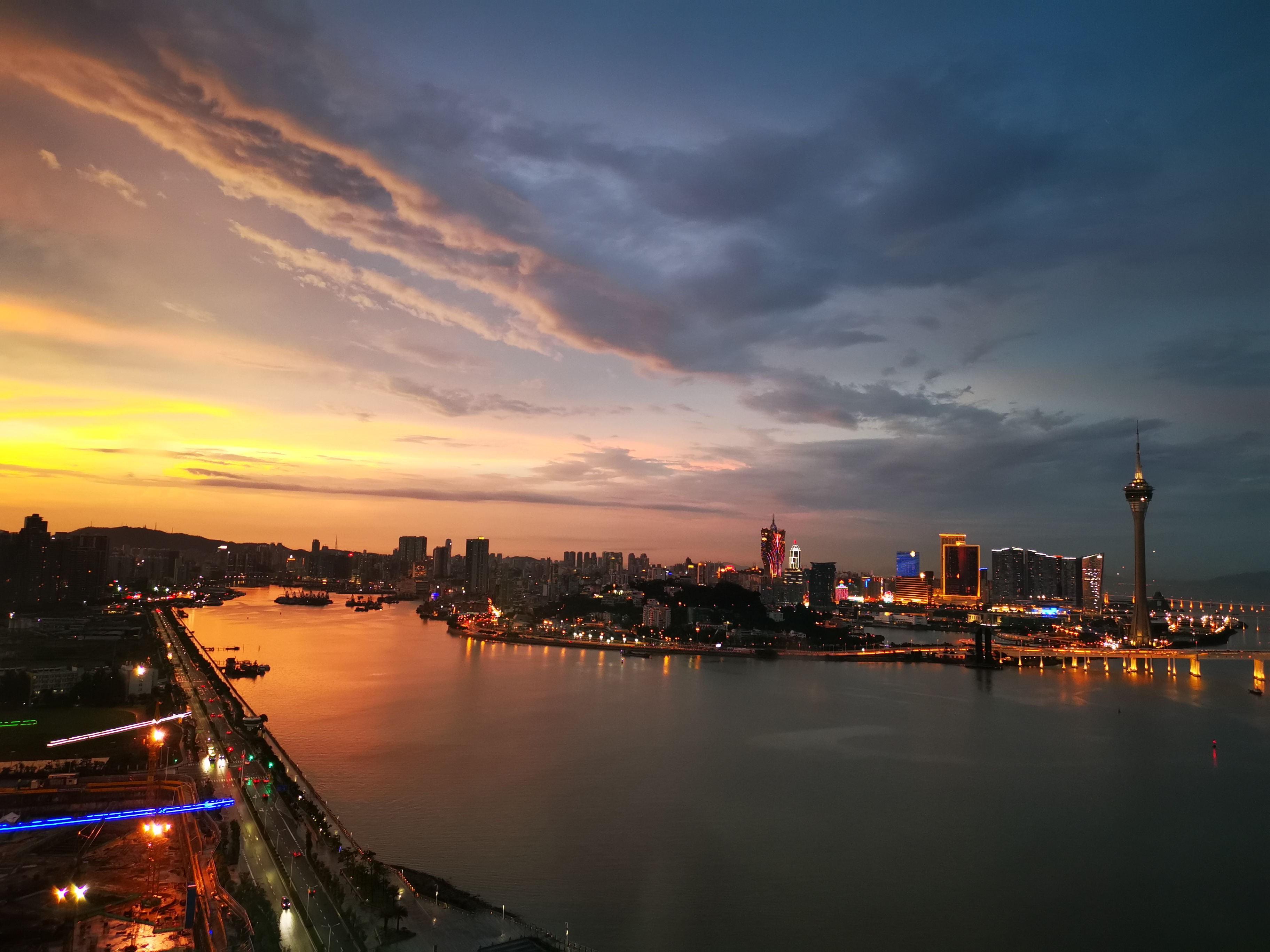 碧桂园·臻湾国际实景图