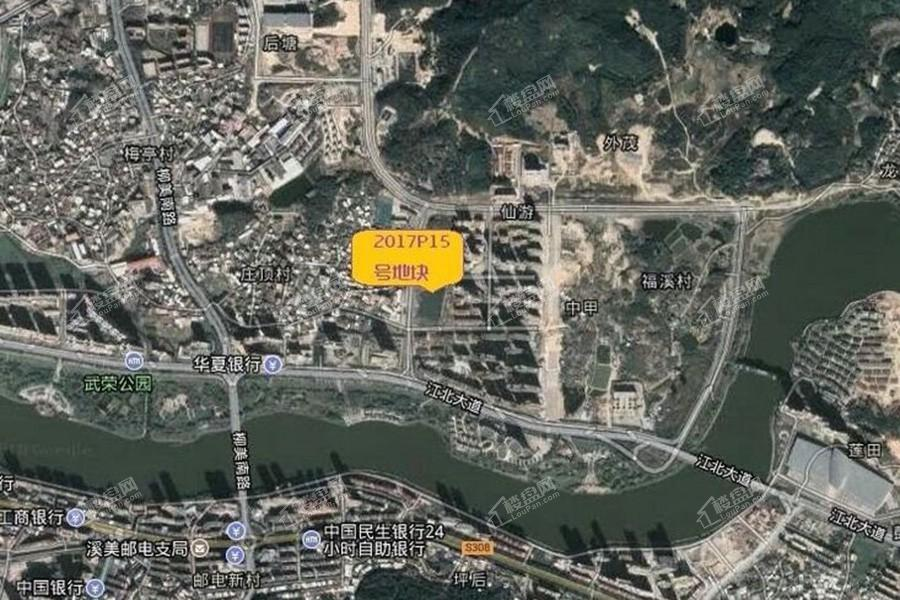 城建水墨华庭位置图