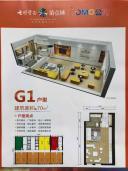 公寓G1户型