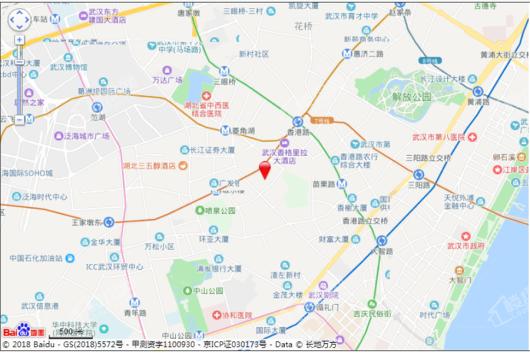 华润·万象城·幸福里交通图